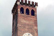 Torre Civica, Bassano Del Grappa, Italy