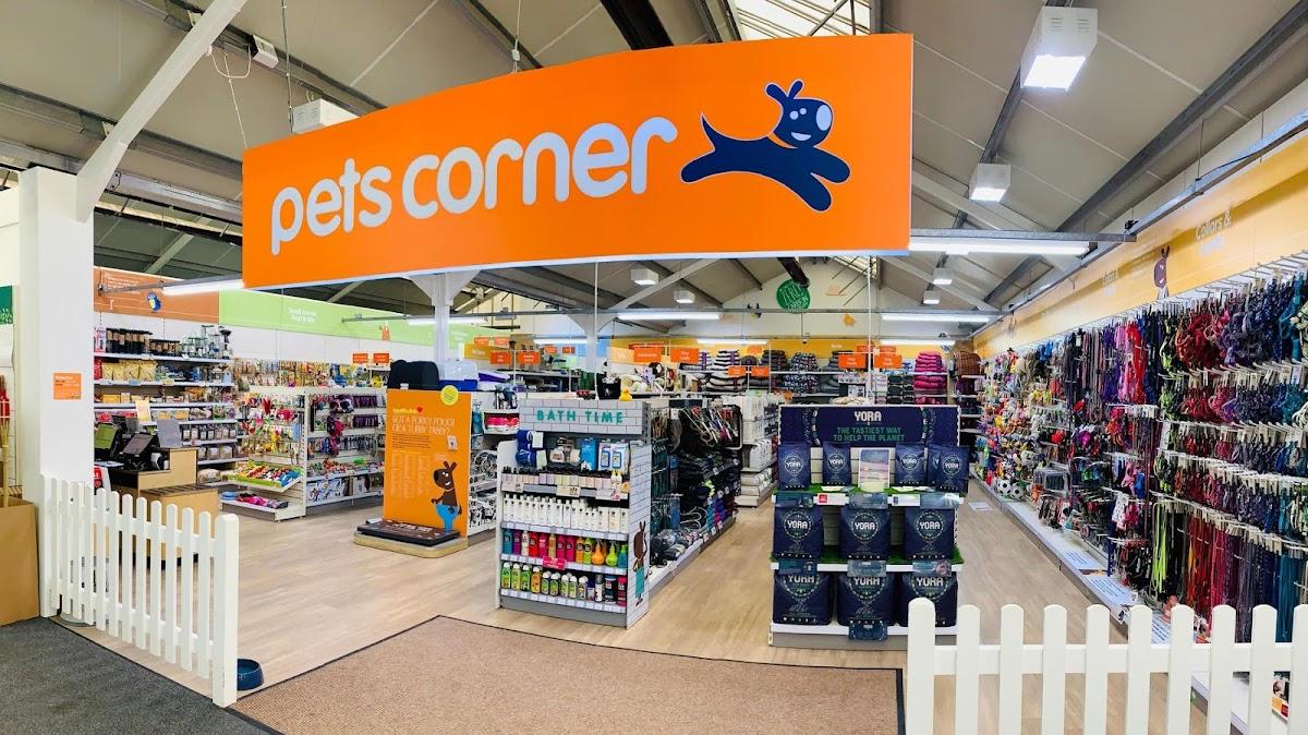 Pets Corner Marple store