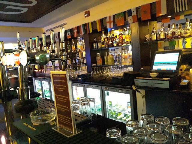 Harvesters Pub