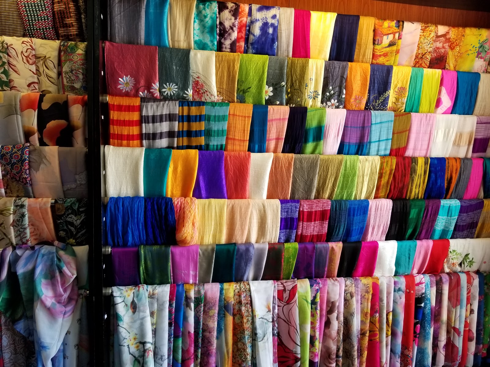 Best Places for Shopping in Hoi An - Scarf