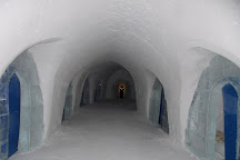 LUVATTUMAA - Levi Ice Gallery, Levi, Finland