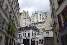 Le Bateau-Lavoir, Paris, France