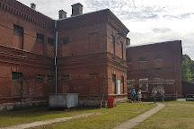 Karosta Prison, Liepaja, Latvia