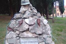 Military Memorial Redipuglia, Fogliano Redipuglia, Italy