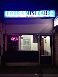Four Star Mini Cabs london