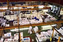 Billingsgate Market, London, United Kingdom