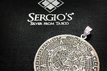 Sergio's Silver from Taxco, Cozumel, Mexico