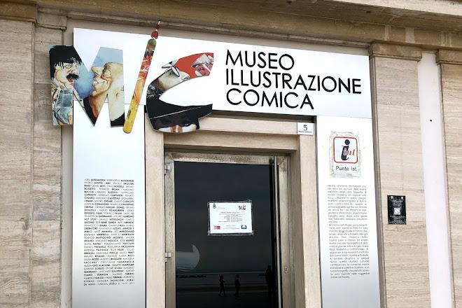 Mic - Museo Illustrazione Comica, Grottammare, Italy