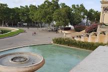 Magic Fountain (Font Magica), Barcelona, Spain
