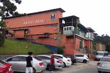 Ducha de Prata, Campos Do Jordao, Brazil
