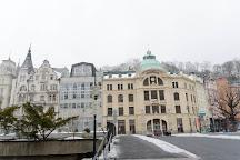 The Mill Colonnade, Karlovy Vary, Czech Republic