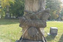 Woodland Cemetery & Arboretum, Dayton, United States