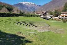 Archeopark, Boario Terme, Italy