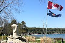 Wiarton Willie Statue, Wiarton, Canada