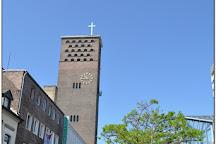 Herz-Jesu-Kirche, Leverkusen, Germany