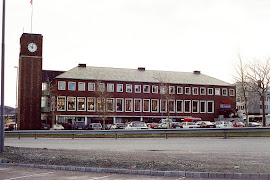 Железнодорожная станция  Bodø stasjon