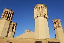 Shish Badgiri Ab Anbar Silence Tower, Yazd, Iran