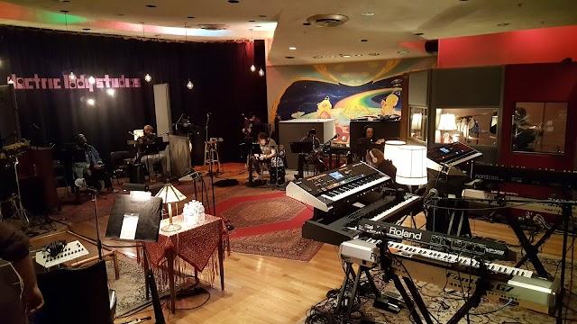 Electric Lady Sound Studios