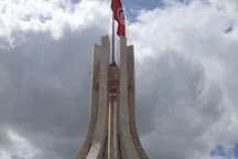 Monument Place de la Kasbah, Tunis, Tunisia