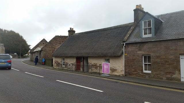 Souter Johnnies Cottage