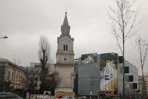 Baratia Church, Bucharest, Romania