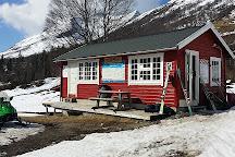 Sunnmørsalpane Skiarena Fjellseter, Alesund, Norway