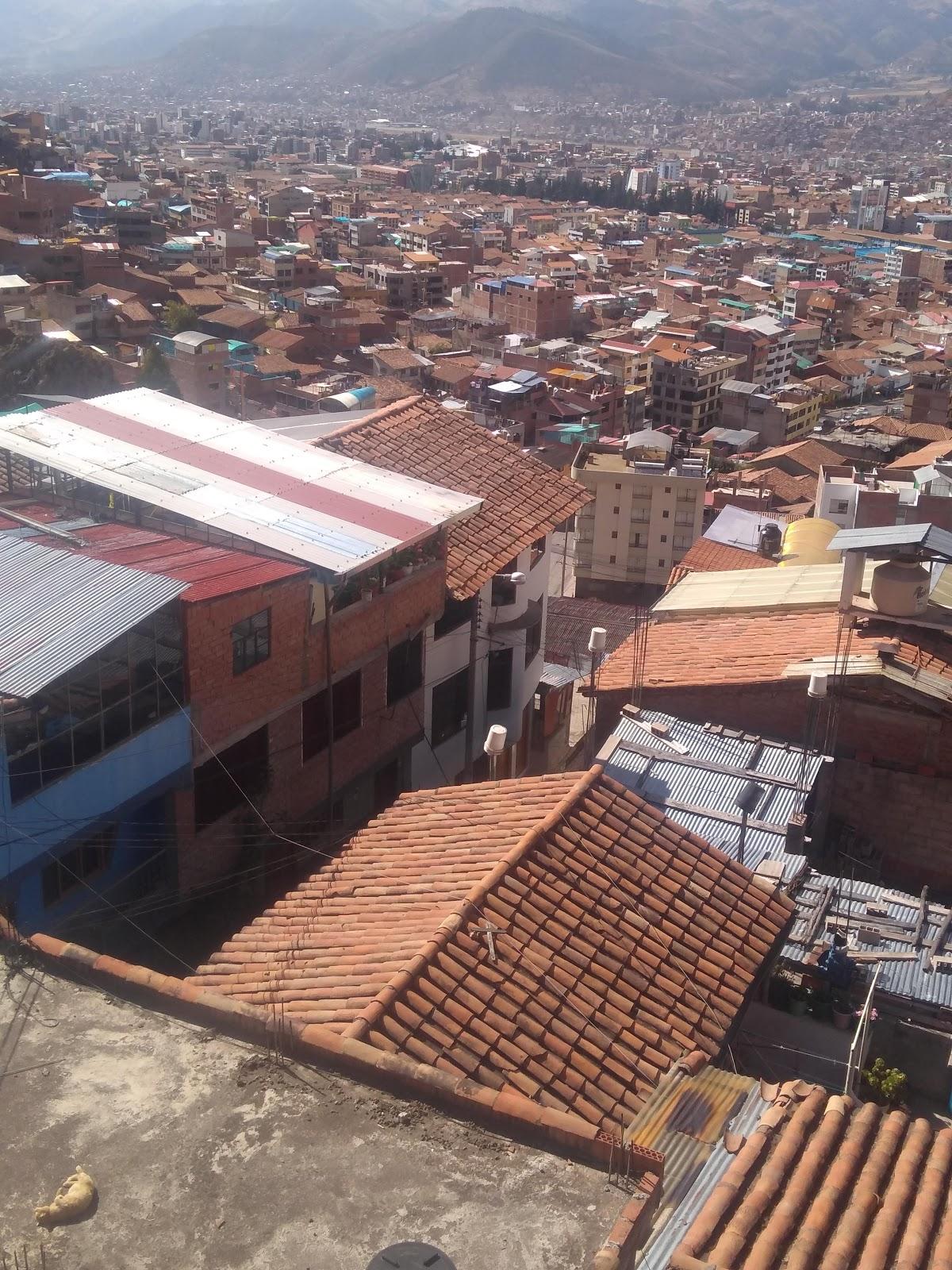 Chusay Homestay San Blas