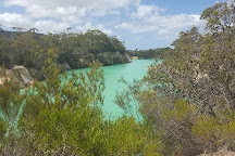 Little Blue Lake, South Mount Cameron, Australia