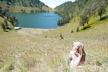 Ranu Kumbolo Lake, Lumajang, Indonesia