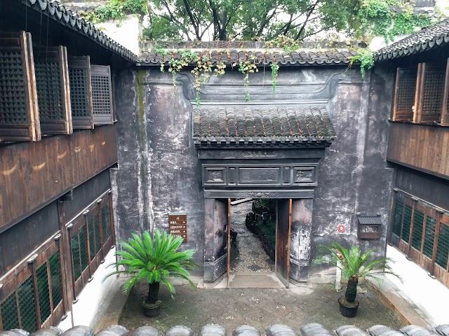 Xitang Ancient Town Scenic Area No.2 Cruise Terminal