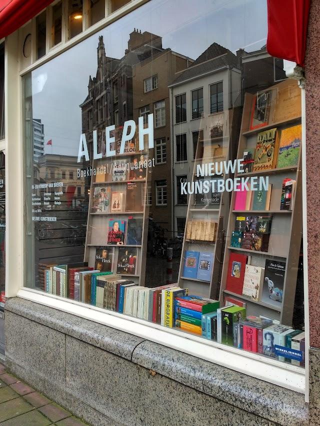 Boekhandel-Antiquariaat Aleph