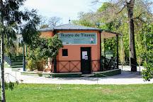 Teatro de Titeres del Parque de El Retiro, Madrid, Spain