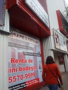 Safe Storage mexico-city MX