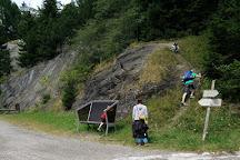 Waldseilpark-Golm, Tschagguns, Austria