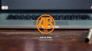 Aaron Biby | Web Design