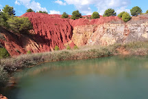 Cava di Bauxite, Otranto, Italy