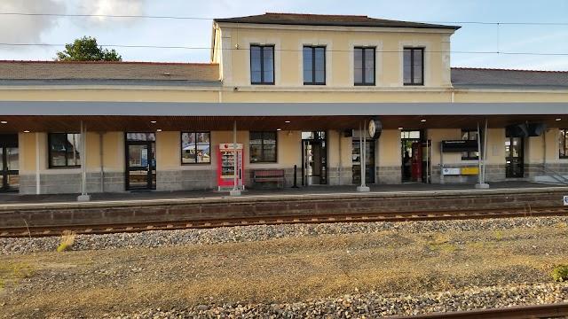 Gare SNCF de Guingamp