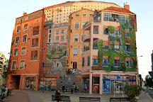 Place Croix-Rousse, Lyon, France