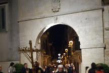 Porta Acquaviva, Conversano, Italy