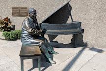 Oscar Peterson Statue, Ottawa, Canada