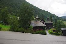 The Saga Column, Boverdalen, Norway