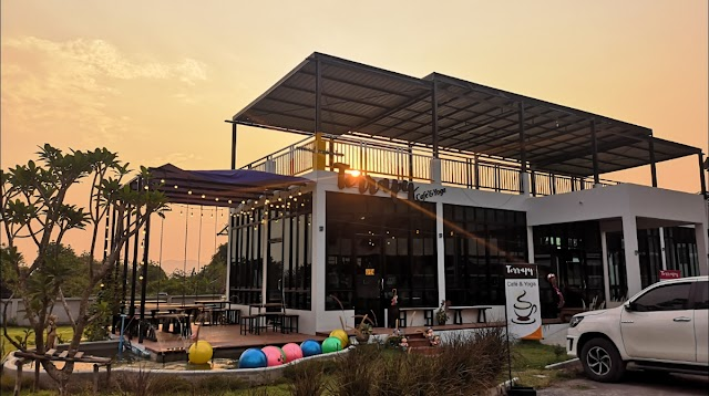 Terrapy yoga and cafe'
