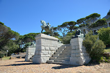 Rhodes Memorial, Cape Town Central, South Africa