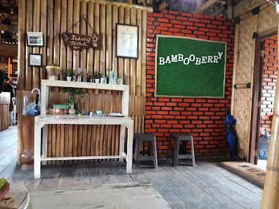 Restoran di Ciwidey Bambooberry