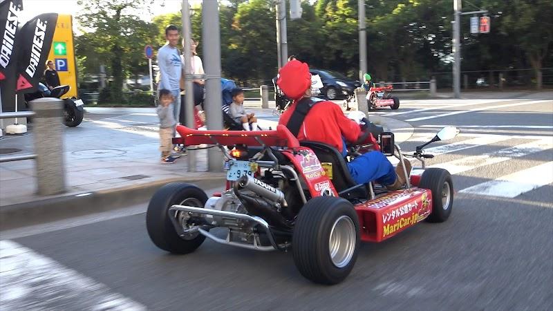 MariCAR Shinagawa/Street Kart Go-Cart
