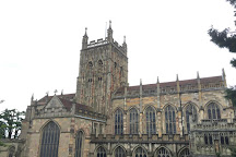 Great Malvern Priory, Great Malvern, United Kingdom