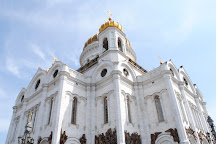 Cathedral of Christ the Saviour, Moscow, Russia