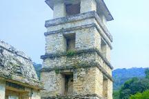 Zona Arqueologica de Palenque, Palenque, Mexico
