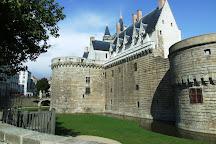 Chateau des Ducs de Bretagne, Nantes, France