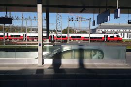 Железнодорожная станция  Attnang Puchheim Station